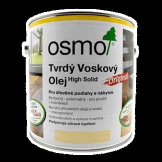 Oleje a vosky