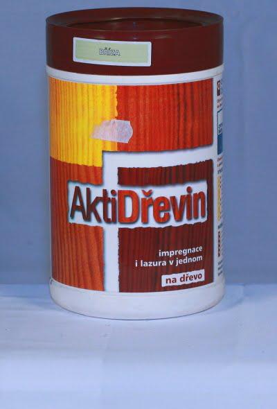 Aktidřevin Bříza  0 8kg