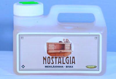 Nostalgia Wood oil