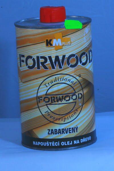 Olej na dřevo přírodní 1l