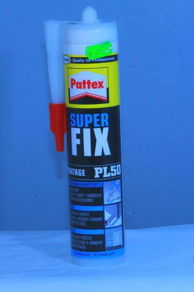 Patex super fix kartuše