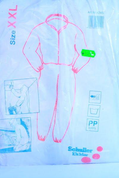 Ochraný oblek XL